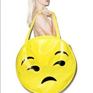 Handbags - Emoji mega tote